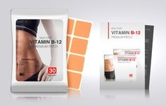 Groupon - $ 18 for One 30-Pack of Vitamin B12 and Guarana Slimming Patches from…