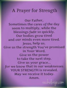 A Prayer for Strength for all of my lovely Sisters in Christ. I love you all so very much!! Thank you for welcoming me back yesterday, I can't tell you the love I felt for each one of you and the happiness of being excepted back and making feel right at home! I will never forget these feelings!! I love you all to the moon and back! Praying everyone of you will be watched over by our Almighty Lord. Amen  Love always, Roxy