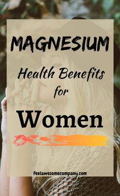 11 Health Benefits of Magnesium for Women Brain Nutrition, Nutrition Tips, Health And Nutrition, Health And Wellness, Health Fitness, Women's Health, Mental Health, Good Health Tips, Health And Beauty Tips