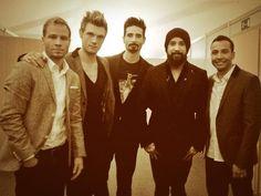 Twitter @Backstreet Boys