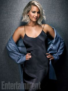 Jennifer Lawrence – Entertainment Weekly Magazine (December...