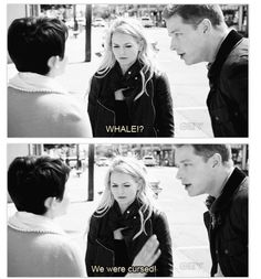 lol as emma just stands there thinking... gee this is awkward..