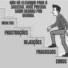 Não pare!💖 #naopare #naodesista #perserveranca #fe #degraupordegrau #degraus