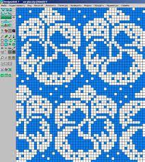 Картинки по запросу scottish knitting chart