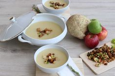 vegan, apfel-sellerie-suppe, fall, autumn, Food, recipe, austrian Food, Austria