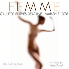 Femme International Call for Entries | DEADLINE March 7, 2018