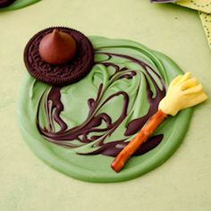 Melted Witches! Such a great idea @Confessions of a Cookbook Queen