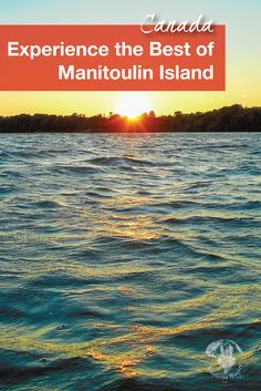 Travel Canada   Want to visit amazing beaches, hike in parks, canoe in lakes, and see more stars than you can count? If you said yes, a visit to Manitoulin Island in Ontario Canada should be on your bucket list. #FamilyTravel #Canada #Manitoulin