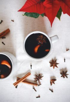 unruly things : mulled winter wine / photography by Alyson Brown