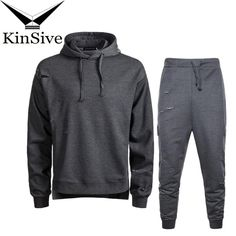 989bfdb139c3 NEW Men Clothing Hoodies and Pants Sets Sweatshirt Cotton Casual Pullover  Male Hole Tracksuit Two Pieces Set Brand Track Suit.