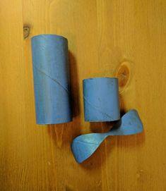 Cardboard Tube Dog Puppet Craft for Kids