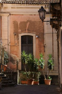 Acireale, Sicily, Italy - Via Romeo