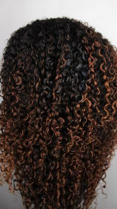 """Picture of """"Summertime Fine"""" Ombré Golden Tones Kinky Curly Fr .- Bild von """"Summertime Fine"""" Ombré Golden Tones Kinky Curly Frontal Perücke Picture of """"Summertime Fine"""" Ombré Golden Tone& Kinky Curly Frontal Wig … - Low Porosity Hair Products, Hair Porosity, African Hairstyles, Down Hairstyles, 1920s Hairstyles, Hairstyles 2016, Hairstyles Pictures, Spring Hairstyles, Black Hairstyles"""