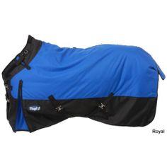 Tough-1 1200D Snuggit Turnout Blanket 200g - Blue