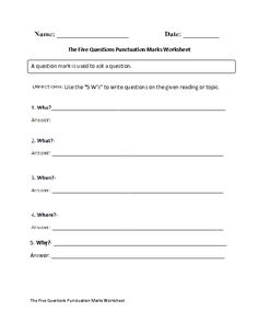 These Punctuation worksheets are great for working with Punctuation. Use these punctuation worksheets for the beginner and intermediate levels. Questions To Ask, This Or That Questions, Punctuation Worksheets, Sentence Writing, Strong Feelings, Quotation Marks, Question Mark, Comprehension, Grammar