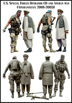"""The """"Conversation"""" by Evolution. A pair of fantastic resin figures in 1/35 scale. Click the picture for more details"""