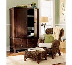 Armoire to hide the tv