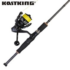 51.98$  Buy now - http://alidm5.worldwells.pw/go.php?t=32775128546 - KastKing 1.98M 2.10M 2.40M Carbon Fiber Spinning Fishing Rod Medium Fast Action Lure Fishing Rod Pole 51.98$