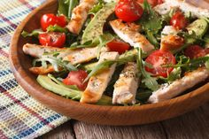 Paleo Best Ever Slow Cooked Chicken Salad Healthy eating is  Mein Blog: Alles rund um Genuss & Geschmack  Kochen Backen Braten Vorspeisen Mains & Desserts!