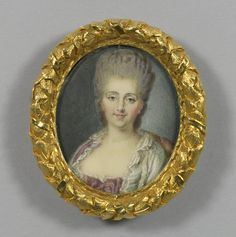 French School, 18th century - Marie Antoinette, Queen of France (1755-1793)