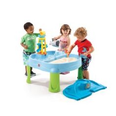 Splash N Scoop Bay Water Table Sandbox Sand Outdoor Play Kids Toys Toy for sale online Best Water Table, Water Table Toy, Water Tables, Sand And Water Table, Kids Water Toys, Water Play For Kids, Kids Sand, Kids Toys, Children Play