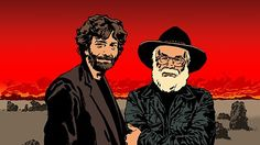 Good Omens by Terry Pratchett and Neil Gaiman adapted and designed for BBC Radio Four by Dirk Maggs.