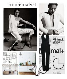 """""""Minimal Style"""" by colette-3 ❤ liked on Polyvore featuring Yves Saint Laurent"""