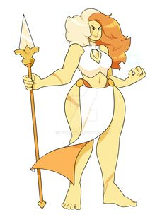 (UPDATED) i decided to add more detail into her design I was originally going to sell her for my pearl challenge but i decided to keep her i like her too much to give away gem type: pearl pronouns:...