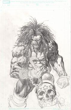 Lobo by David Finch