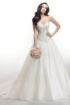Tulle-Spitze-Hochzeits-Kleid 2016