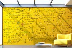 /ideas. brainstorm room. #paint #whiteboard