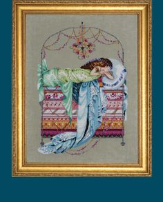 Gallery.ru / Фото #1 - MD 123 Sleeping Princess - f-morgan