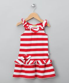 Take a look at this Rojo Vuly Dress - Infant, Toddler & Girls by dudu on #zulily today!