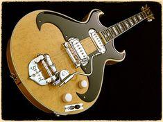 TK Smith Custom Guitars Smith Special