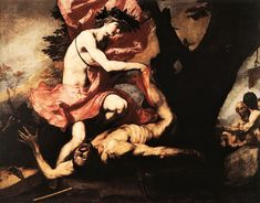 Jusepe de Ribera, Apollo Flaying Marsyas, c. 1637 Oil on canvas Height: 202 cm in); Width: 255 cm in) . St Raphael, Dantes Inferno, St Ignatius, Garden Of Earthly Delights, Hieronymus Bosch, John The Baptist, Caravaggio, Old Master, Olympians