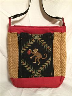 38 Ccw 1 Monkey Purse A Concealed Carry Weapon Has Zippered Section Padded For The Guardian Pattern By Studio Kat