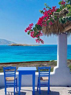 A summer slowly departing ~ Koufonisia , Greece