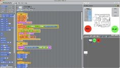 Visual programming with Scratch for Arduino! http://s4a.cat/