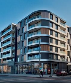 Make Architects specify Equitone for Greenwich project