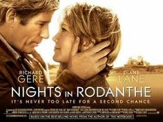 2008: Romance movie--an adaptation of another Nicholas Sparks novel...starring two of my favorites, Richard Gere and Diane Lane.