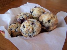 I made these Sugar Free Blueberry Muffins with my sister back when I first started this site. They were so delicious! One of my favorite recipes that I made with her!