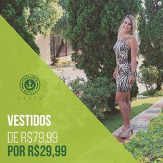 Chique é gastar pouco! Vestidos incríveis por R$29,99.  #Vestidos #VemProContainerOutlet #Cool #Moda #Roupa #Container #Outlet #ContainerOutlet #Fashion #Cores #ChiqueéGastarPouco #ModaFeminina #Woman #Model #Welcome #PhotoDay #VemProContainer