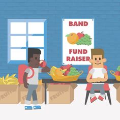 Check out this video from Pew: School Fundraisers: A Back Door for Junk Food?
