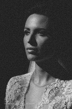 Bridal portrait by bocak