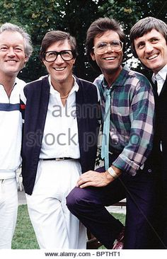 Cliff Richard And The Shadows Stock Photos & Cliff Richard And The ...