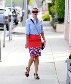 Reese Witherspoon en Los �ngeles