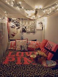 Every teenage girl's dream room.