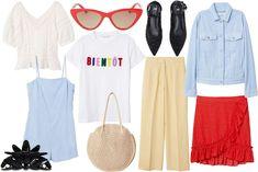 This week's fashion finds Fashion Editor, Fashion Brand, Girl Fashion, Fashion Design, Fall Wardrobe, Capsule Wardrobe, Polyvore Dress, Fashion Capsule, List Style