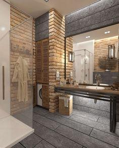 Badezimmer Design - #Badezimmer #Design #Relooking