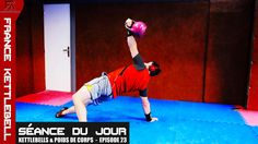 Musculation : Programme kettlebells et poids de corps - Episode 23
